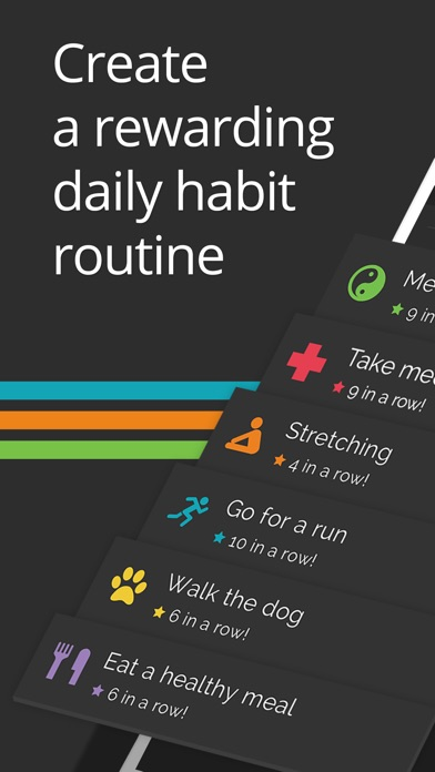 Productive - Habit Tracker app image