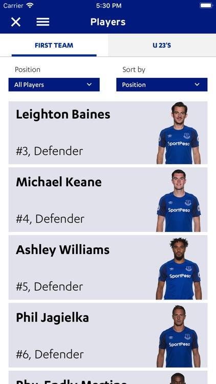 Everton screenshot-3