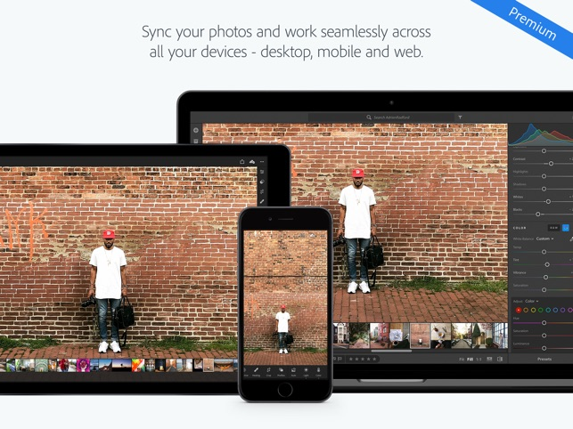 Adobe Lightroom CC For IPad On The App Store