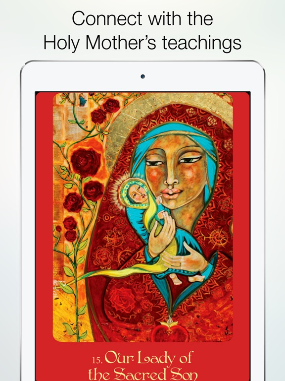 Mother Mary Oracle screenshot 9