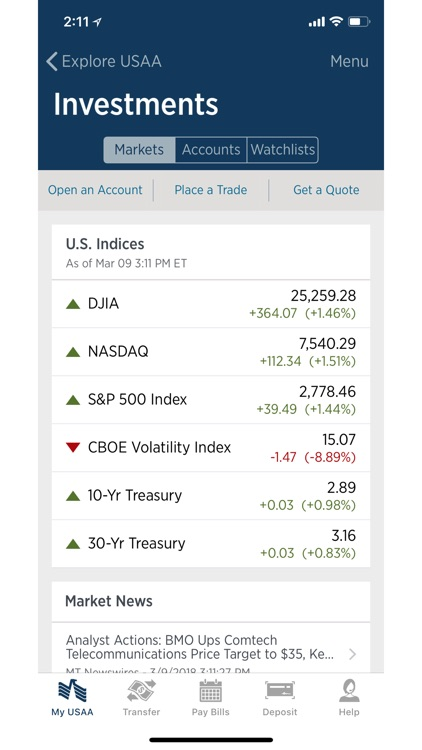 USAA Mobile screenshot-7