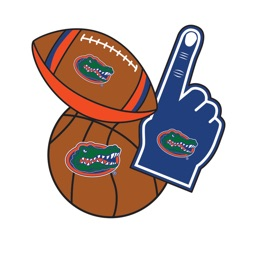 Florida Gators Selfie Stickers