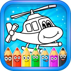 Boyama Oyunlari Ogrenme Parmak Boya Icin App Store Da