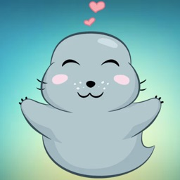 Little Seal! Stickers