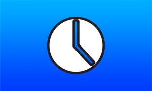 Clockulus - Fullscreen clock
