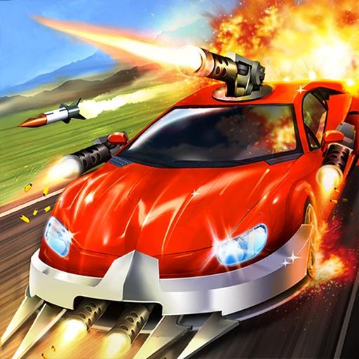 Road Riot Combat Racing- schnelle Autos, große Waffen » kostenlose ...