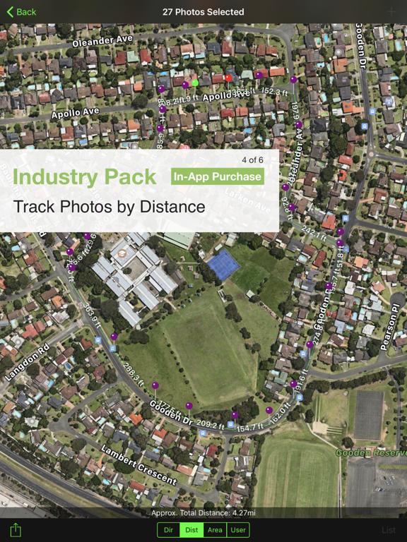 Solocator - GPS Field Camera screenshot 16