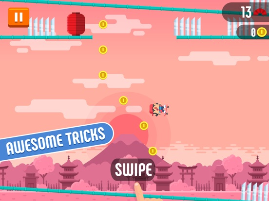 Screenshot #4 for Tap Skaters