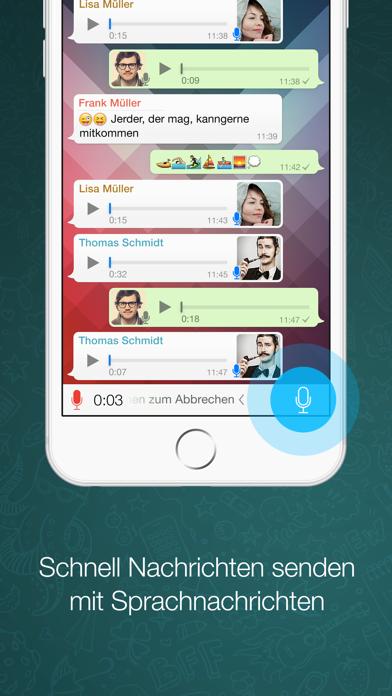 Herunterladen WhatsApp Messenger für Pc