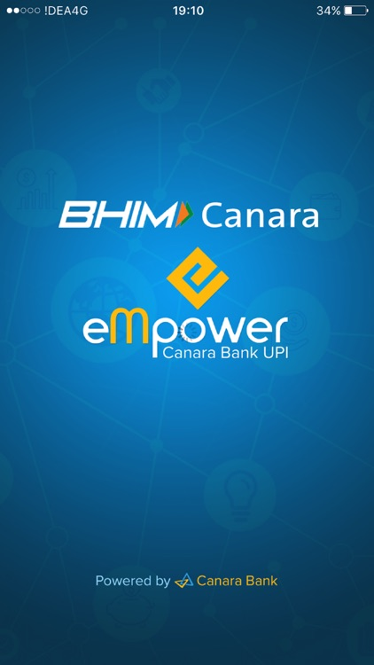 BHIM Canara-eMpower screenshot-0