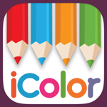 Coloring book for Adult iColor