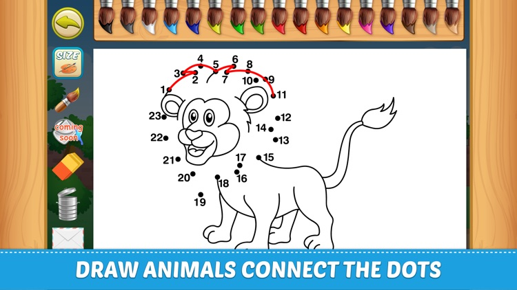 Zoo Animals For Toddlers screenshot-3