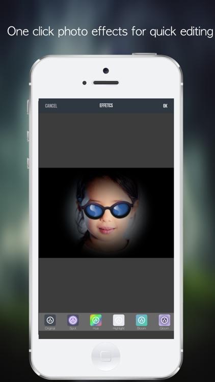 Editor Pro: Fun Photo Stickers screenshot-3