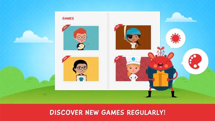 Pili Pop English: learn English for kids screenshot-4