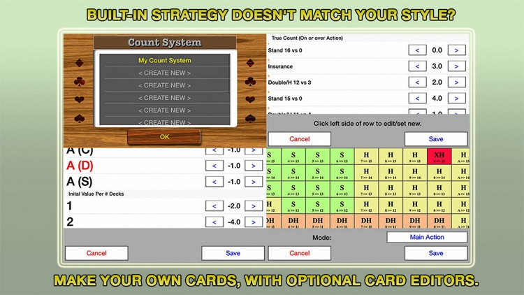 Blackjack 21 Pro Multi-Hand screenshot-4