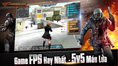 Screenshot for CrossFire: Legends in Viet Nam App Store