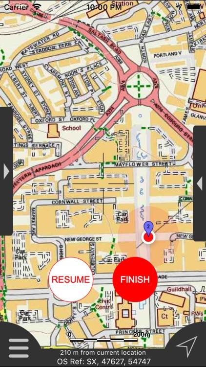 Cairngorms Maps Offline screenshot-5