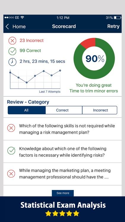 CMP & PMP Ultimate Exam Prep screenshot-3