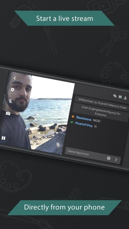 Picarto: Live Stream & Chat screenshot-5