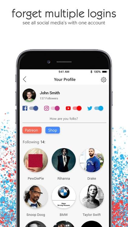 Wobbl: Your Social Circle screenshot-4