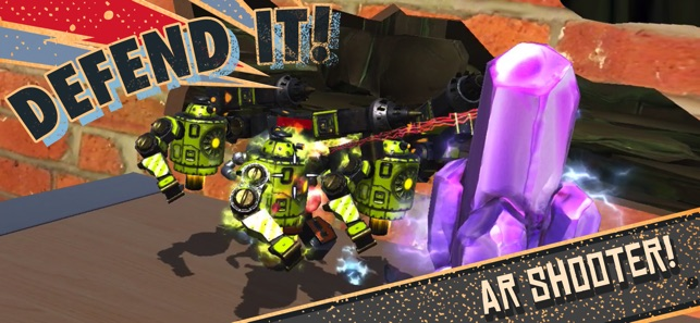 Defend It! AR on the App Store