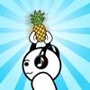 节奏阶梯-听着节奏接水果的休闲游戏