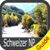 Schweizer National park - GPS Map Navigator
