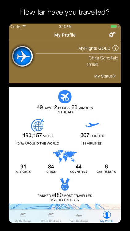 MyFlights screenshot-3