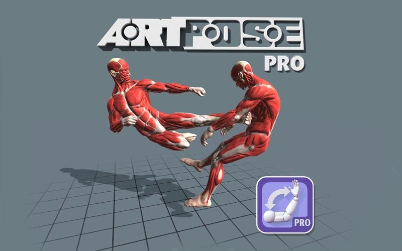 ArtPose-Pro Screenshot