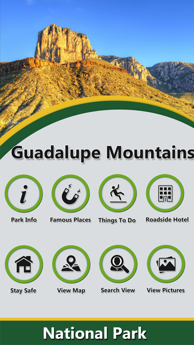 Guadalupe Mountains N.Park screenshot two