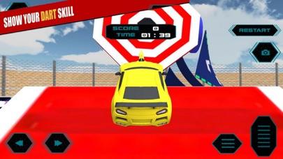 Target Car Speed Jump 3D screenshot 2
