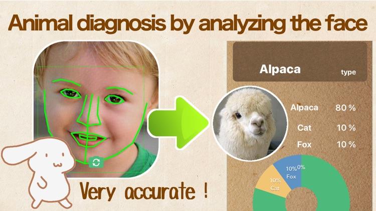 Animal Face: Pocket Scanner