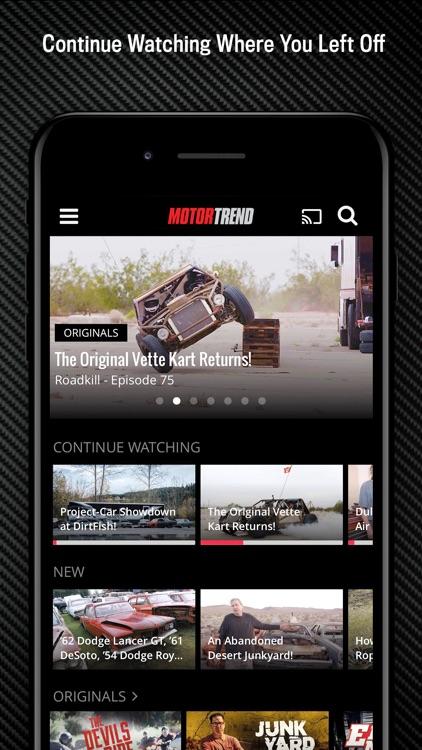 Motor Trend screenshot-3