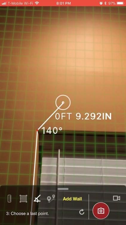 AR Tape Measure: Air Measure screenshot-3