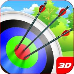 Archery Target 3D