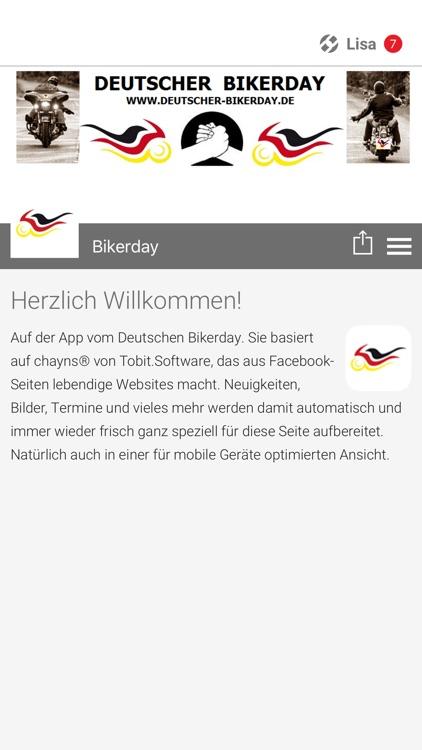 Bikerday