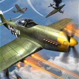 World War 2 Air Attack Plane