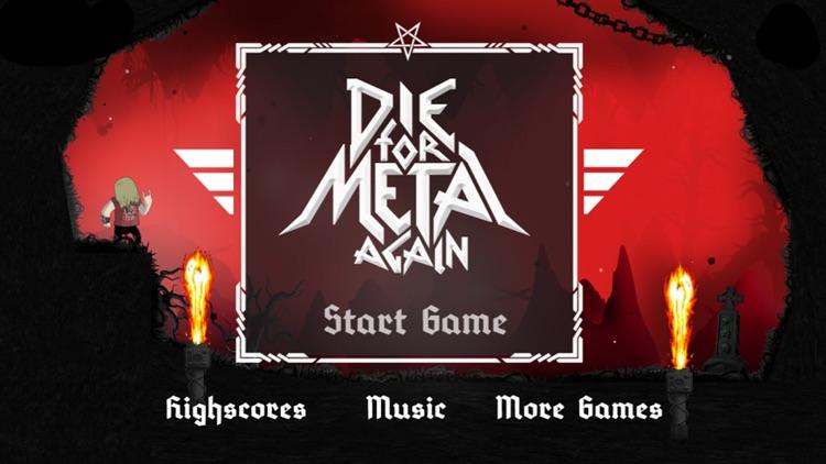 Die For Metal Again screenshot-0