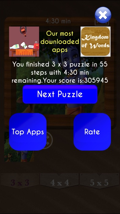Sliding Puzzle : Tile Puzzles screenshot 5