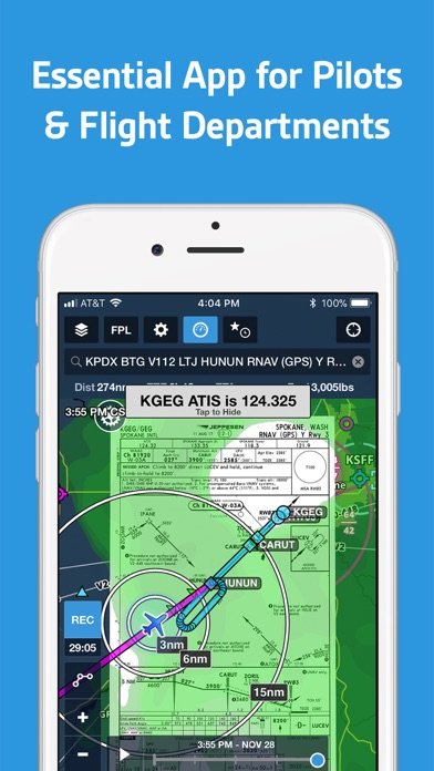 Foreflight Mobile Efb review screenshots