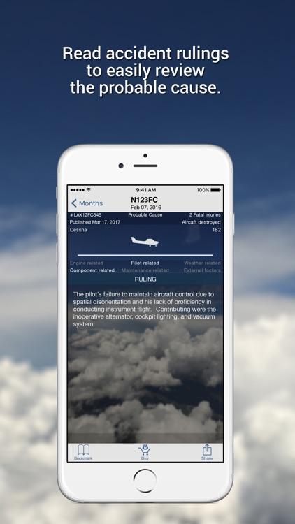 Flight Chain - NTSB Reports screenshot-3