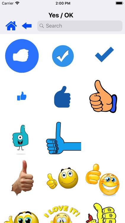 CLIPish Stickers screenshot-9