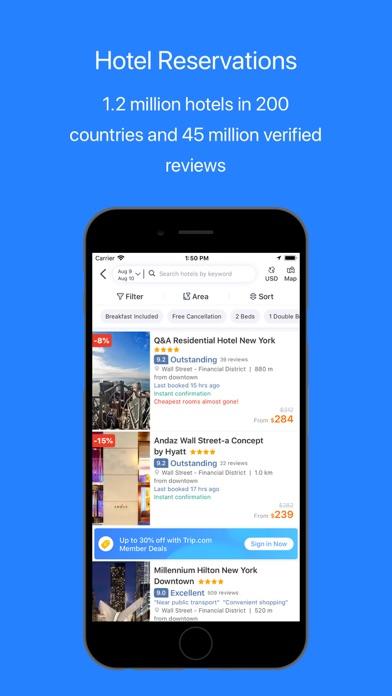 Trip.com – Flights & Hotels for Windows