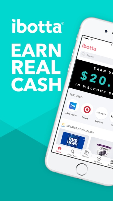 Ibotta: Cash Back Rewards App for Windows