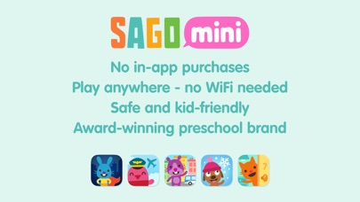 Sago Mini Zoo Screenshot 7