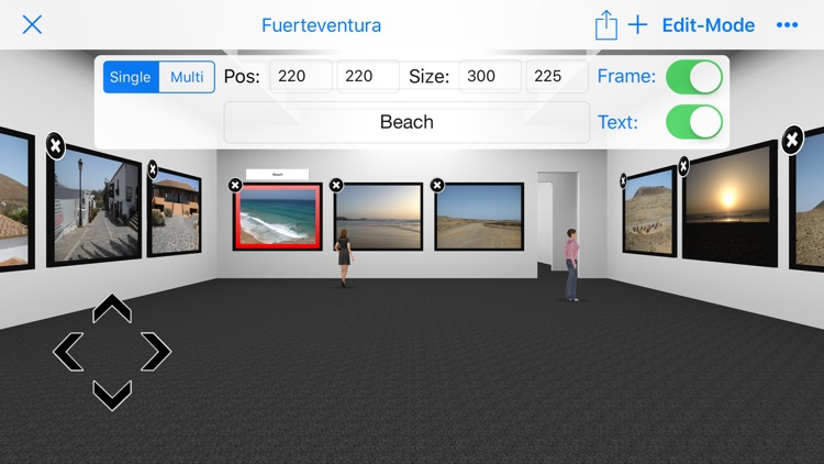 3D Gallery 2 screenshot-2
