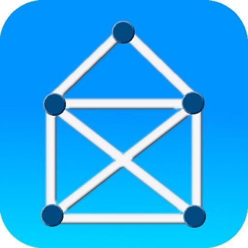 OneLine - One-Stroke Puzzle iOS App