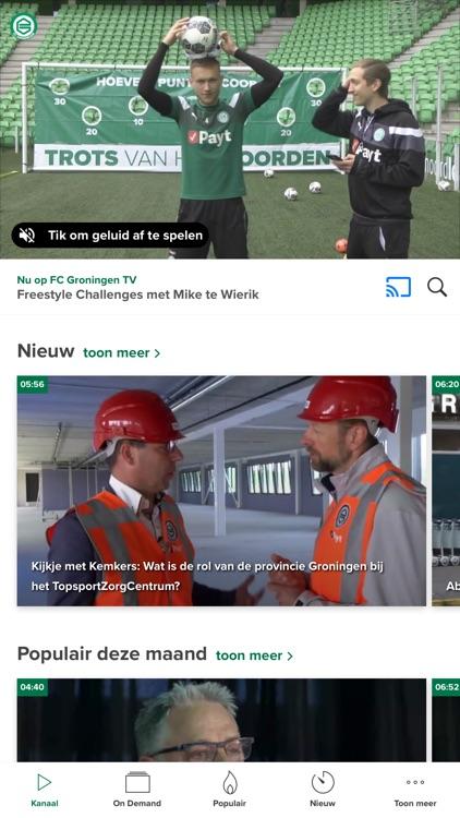 FC Groningen TV