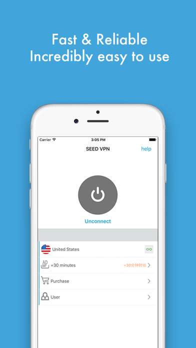 SEED® Screenshot on iOS