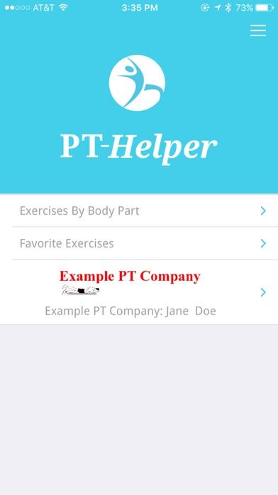 PT-Helper Screenshots